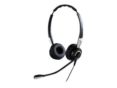 JABRA BIZ 2400 II Duo WB Balanced Typ 82 Noise Cancelling Wideband - Speziell für Openstage nur in V