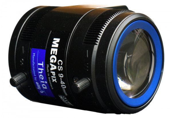 LENS CS VARIF 9-40MM DC-IRIS D
