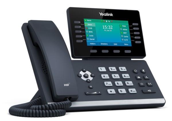 Yealink SIP-T54W IP Telefon