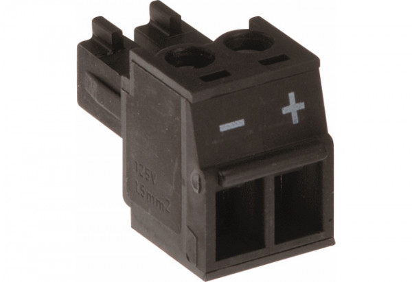 AXIS CONNECTOR A 2P3.81 STR 10