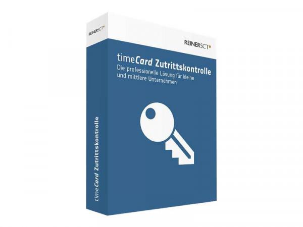 TIMECARD 6 BASI Zutrittskontrolle, für 5 Mitarbeiter