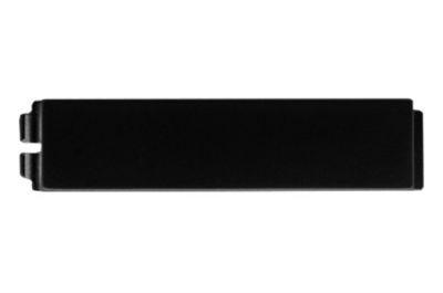 2N IP Verso Blind button black