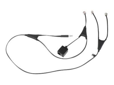 MSH-Adapterkabel nur f. GN9120 EHS + GN93xx (gewinkelt)